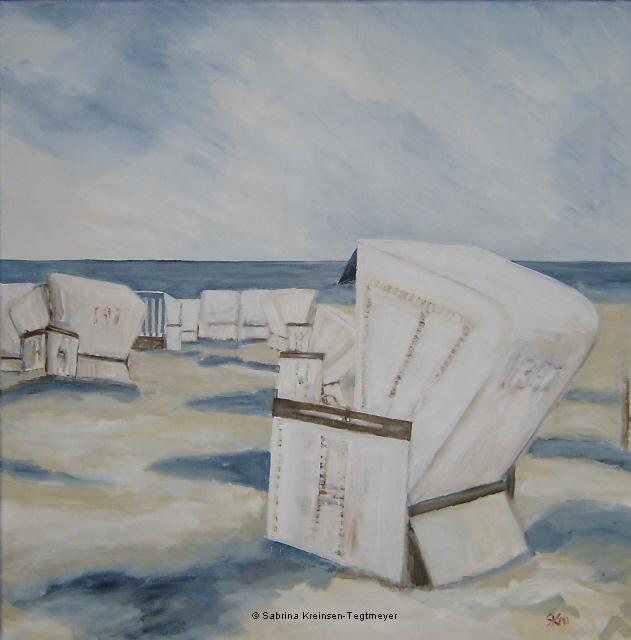 Strandkorb gemalt  Strandkorb Malen | ambiznes.com