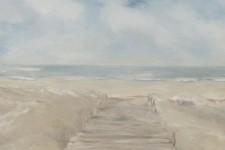 Acrylbild Nordsee Wandbild Strand